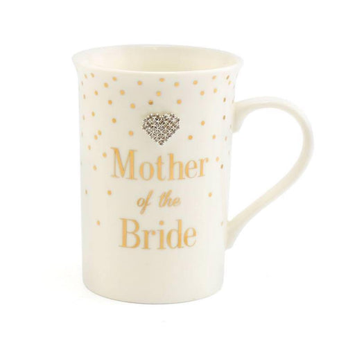 Mad Dots Mother of Bride - Mug