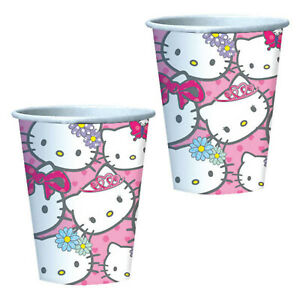 Hello Kitty Princess Party Cups