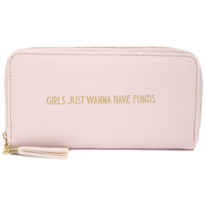 Shine Bright - Wallet - Pink