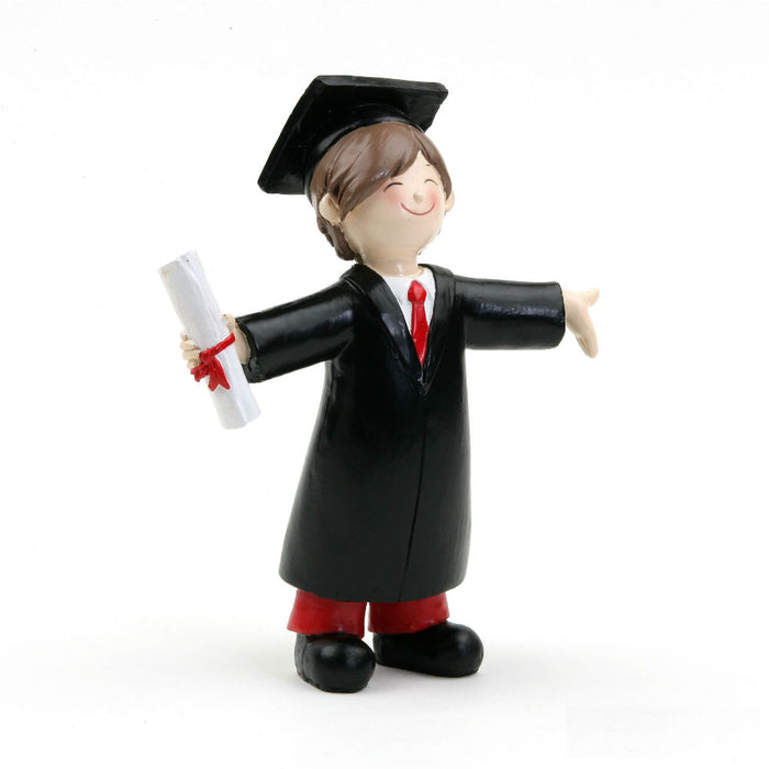 Cake Topper Graduation - Male
