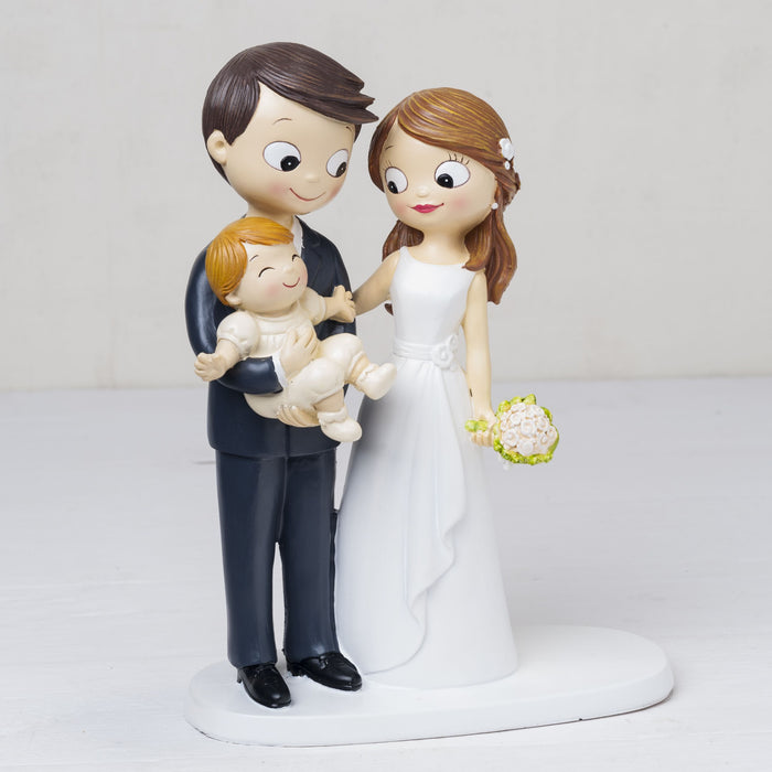 Pop & Fun Cake Topper Baby in Arms