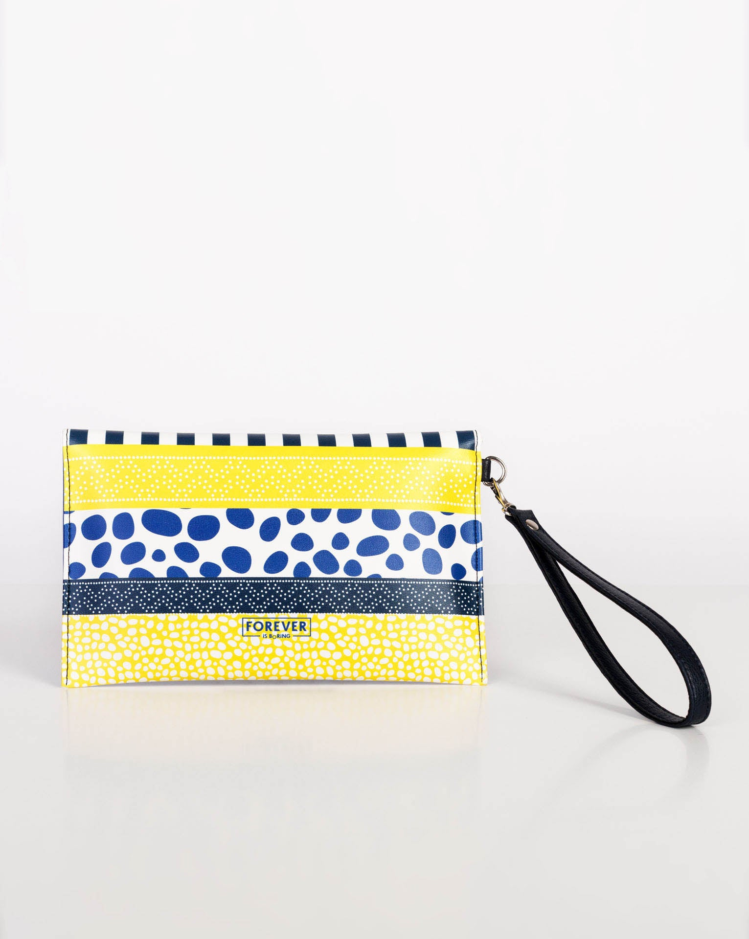 Spin Pebbles YL Clutch - 2