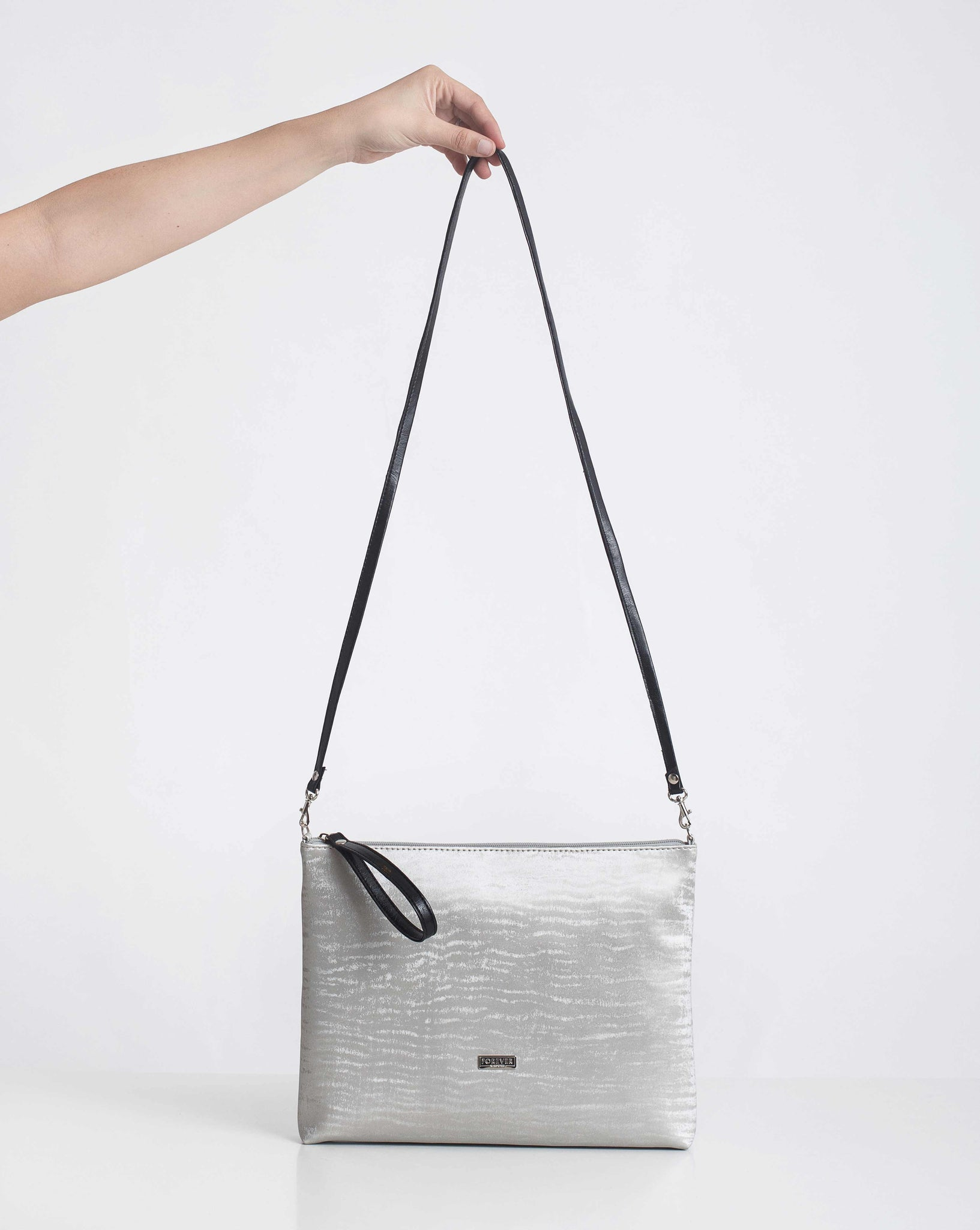 RIDE TOP GY CROSSBODY BAG