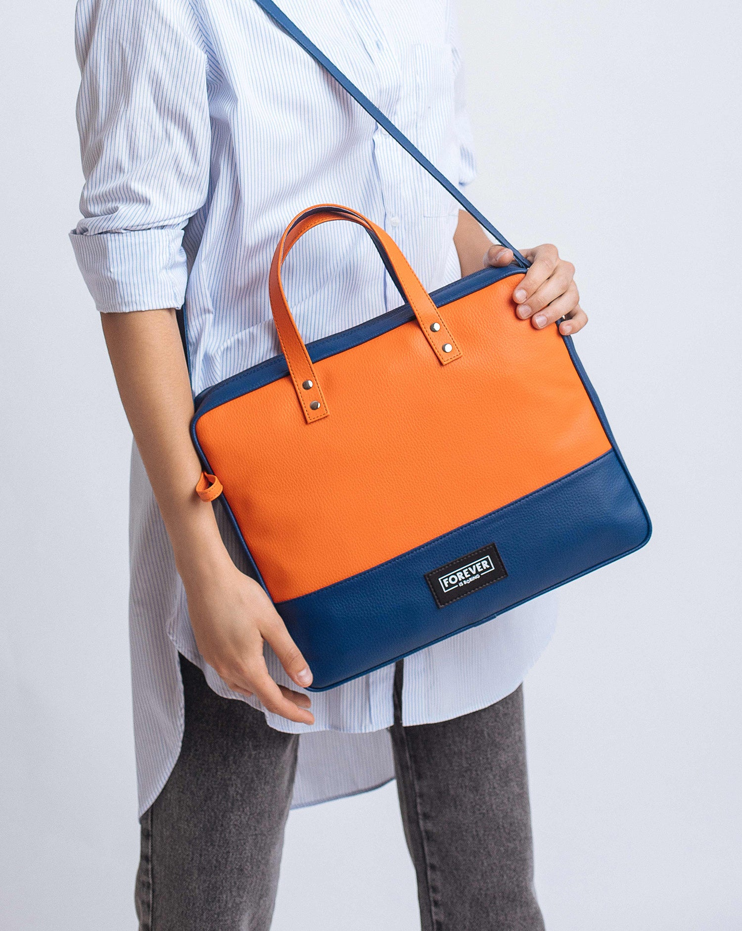 PASTA BRIEFCASE PORTAORDENADOR BOLD ORANGE 1
