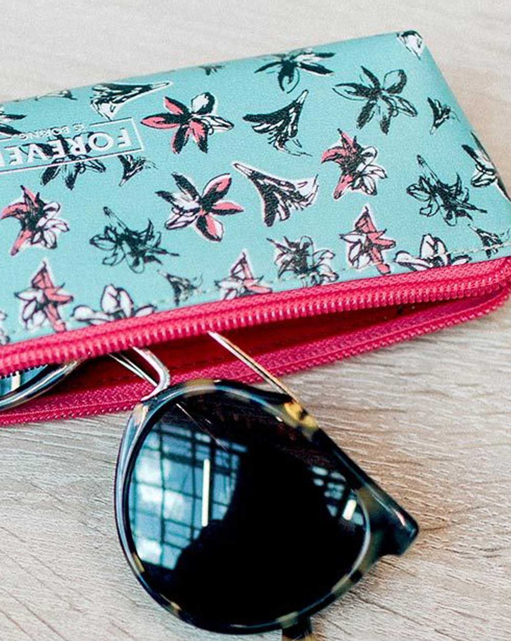 estuche estojo pencil case pink blossom 2
