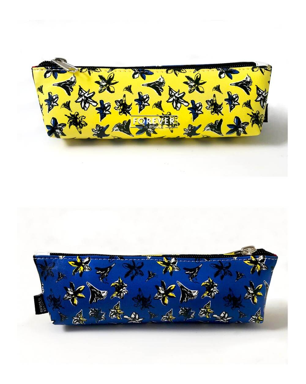 estojo estuche pencil case blossom yellow