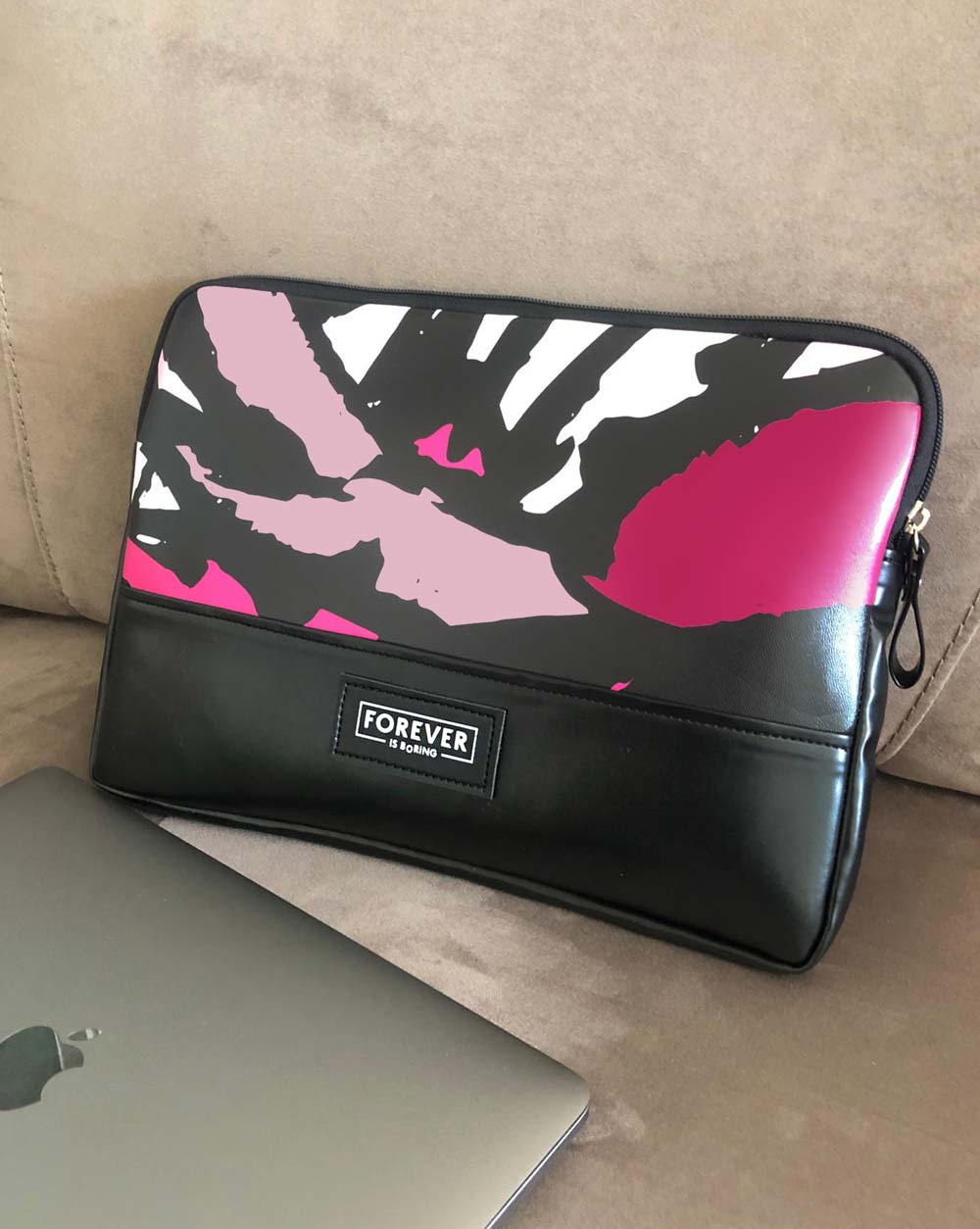 sleeve laptop MacBook free shipping pink 1
