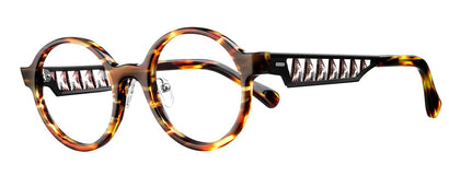 Cinematiq Eyewear Massey Havannah 45