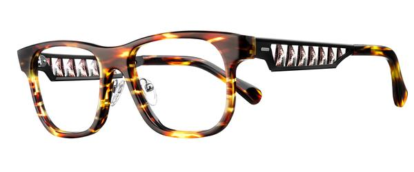 Cinematiq Eyewear Powell Havannah 45