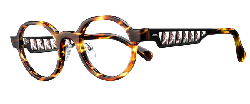Cinematiq Eyewear Rank Havannah 45