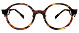 Cinematiq Eyewear Massey Havannah front
