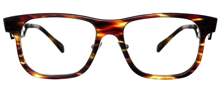 Cinematiq Eyewear Powell Havannah front