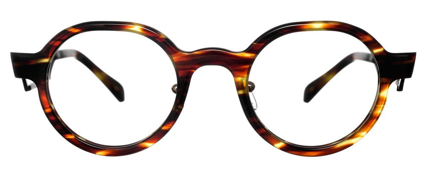 Cinematiq Eyewear Rank Havannah front