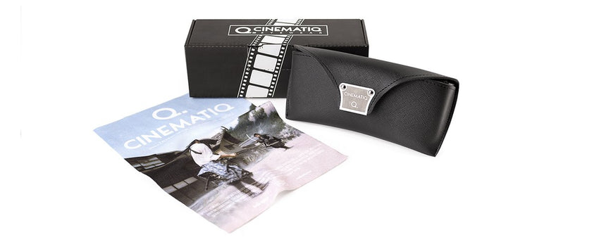 Cinematiq Eyewear set
