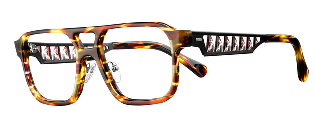Cinematiq Eyewear Niven Havannah 45
