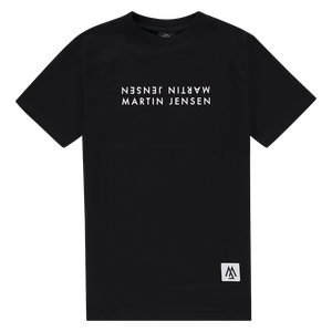 WORLD COLLECTION BLACK TEE