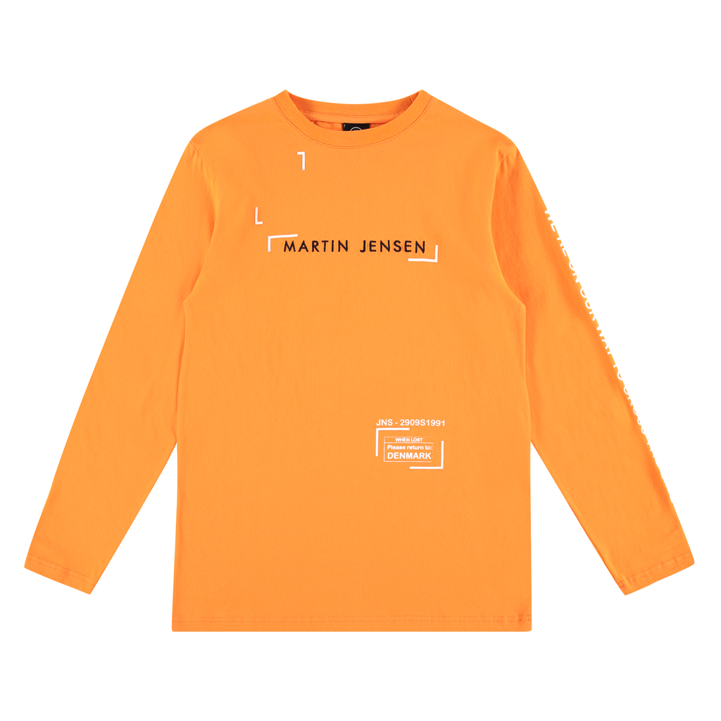 ORANGE LONGSLEEVE