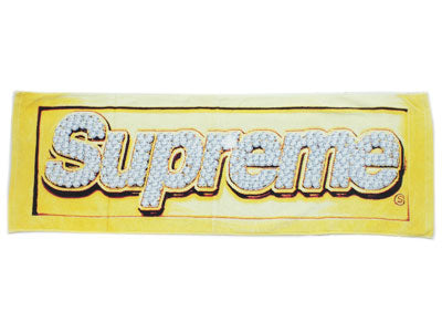Supreme Bling Logo Mini Towel