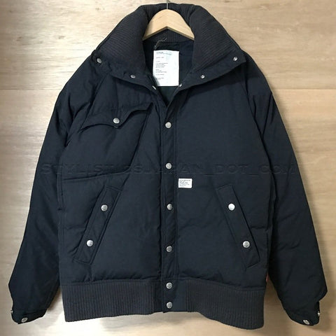 [L] WTaps Brasco Down Jacket Navy