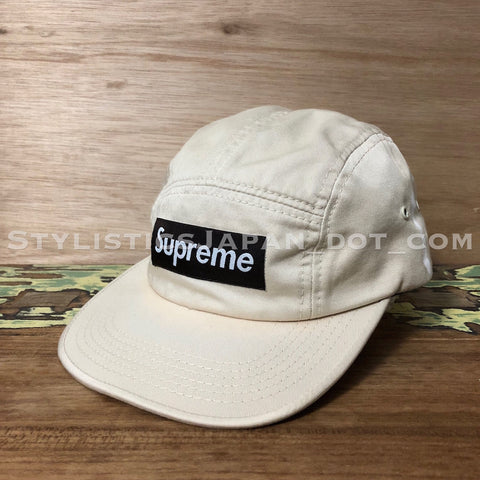 Supreme x Visvim Box Camp Cap Beige