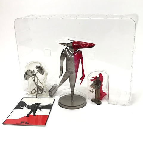 Futura Laboratories Umbrella Film Figure Set Red