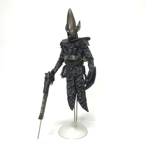 "Mo Wax Unkle (Futura) RAH 12"" Figure"