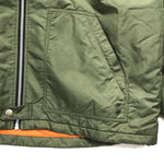 [XL/2XL] Subware (Futura/Stash) Nylon Bomber Jacket Olive