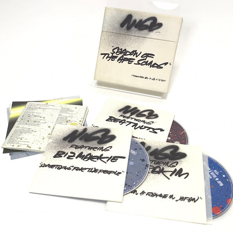 A Bathing Ape Bape x Kudo Vintage Shadow of the Ape Sounds CD Set