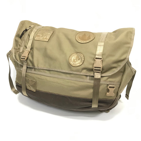 Visvim 28L E-Cat Ballistic Messenger Bag