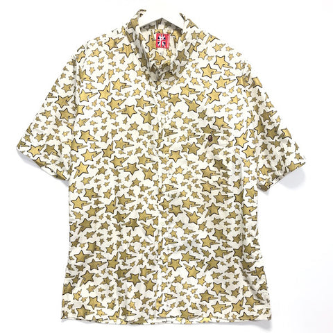 [XL] A Bathing Ape Bape Vintage All Over Sta S/S Shirt