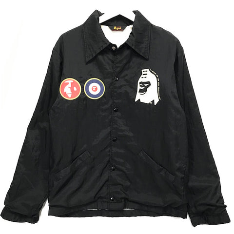 [M] A Bathing Ape Bape Vintage '90s General Coach Jacket