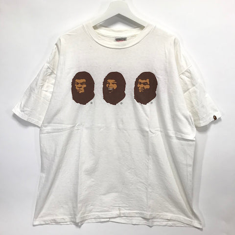 [XL] A Bathing Ape Bape Vintage 90's Planet of the Scha (Scha Dara Parr) Tee (Oneita)
