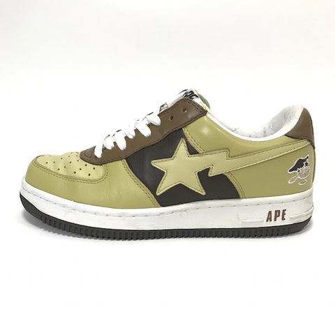 [8.5] Bape Sta Psyche Leather