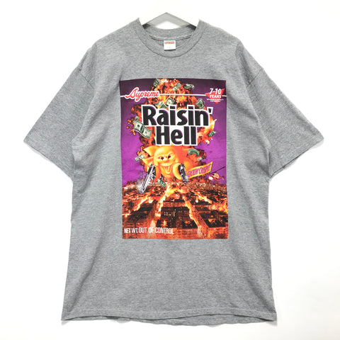 [XL] Supreme Raisin Hell Tee