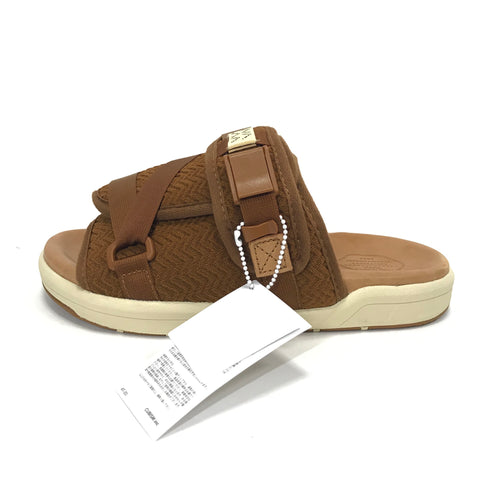 [M] DS! Visvim Christo Sandals Light Brown