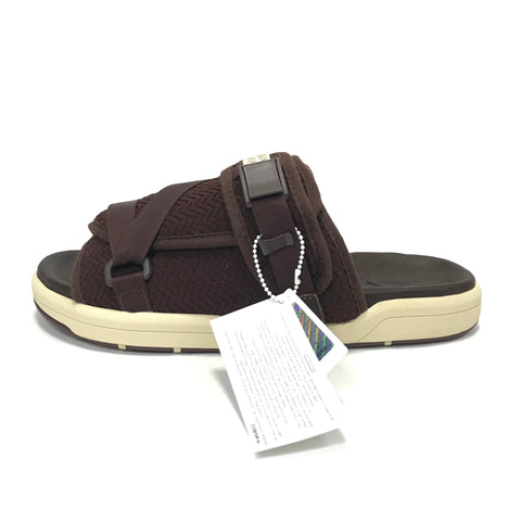 [XL] DS! Visvim Christo Sandals Dark Brown