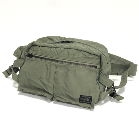 Porter Ride Waist / Shoulder Bag Olive