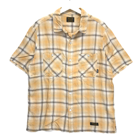 [L] Neighborhood B&C S/S Shirt Yellow