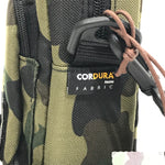 DS! A Bathing Ape Bape 1st Camo Cordura Camera Shoulder Bag Green