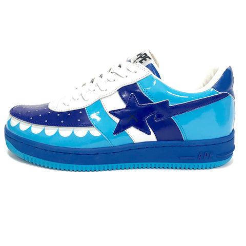 [10] DS! A Bathing Ape Bape Vintage Kaws Chomper Sta Shoes