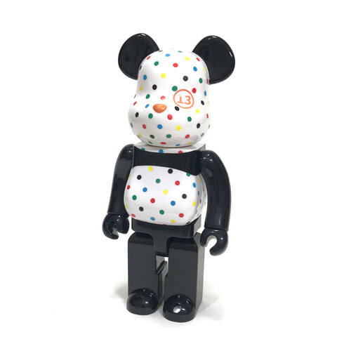 Gallery 1950 x Medicom 13th Anniversary 400% Bearbrick