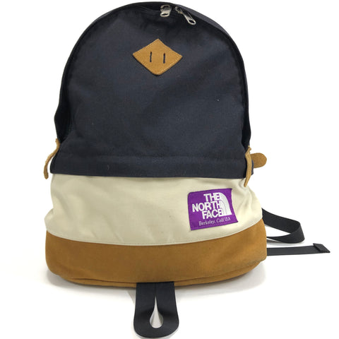 North Face Purple Label Two Tone Backpack