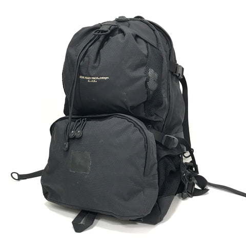 WTAPS x Porter Readypack 2nd Gen. A.L.I.C.E. Backpack Black