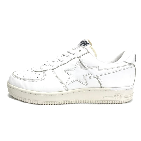 [10] A Bathing Ape Bape Sta OG White