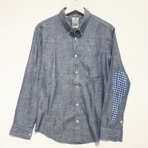 [M] Visvim Albacore L/S Shirt Cotton/Linen IT (Italy)