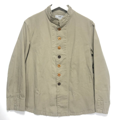 [M] Visvim 14AW Lugli Jacket Damaged Chino Beige