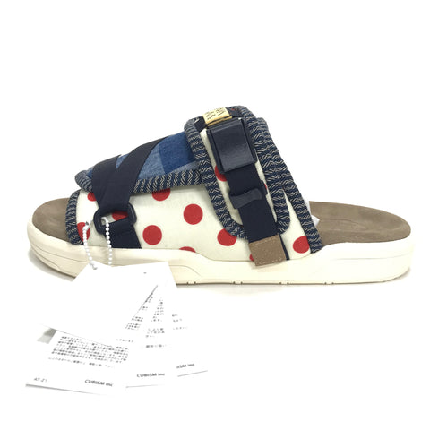 [L] DS! Visvim 19SS Christo Collage Sandals