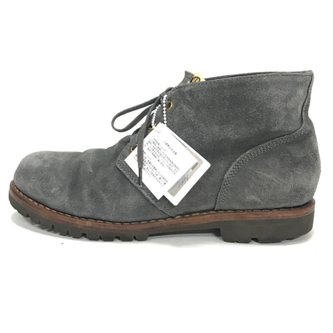 [10.5] Visvim 14SS Willys Boots Folk Grey