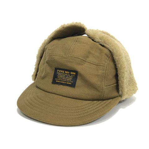 Neighborhood 18AW N-1D Cap Beige
