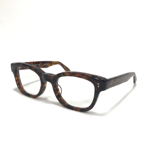 Neighborhood x Effector Eyewear Big Tramp Glasses Tortoise